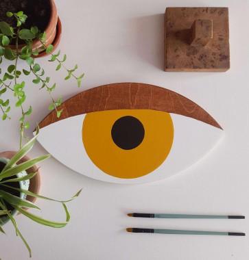 Oko grejpfrut