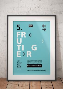 Frutiger I